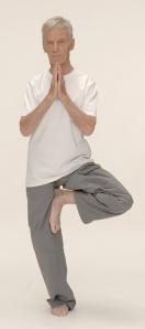 Yoga Pappa 94 år